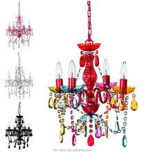 5 Licht Multi Farbige Gypsy Kristall U003cspan Classu003dkeywordsu003eu003cstrongu003e Kronleuchter