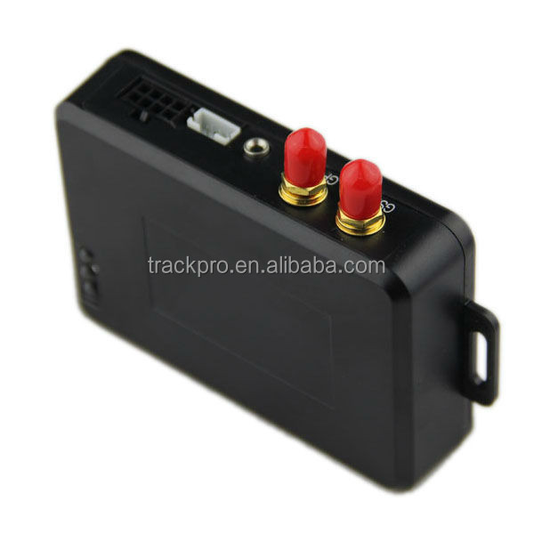 Portable mini gps tracker TR60 with multi-language tracking software