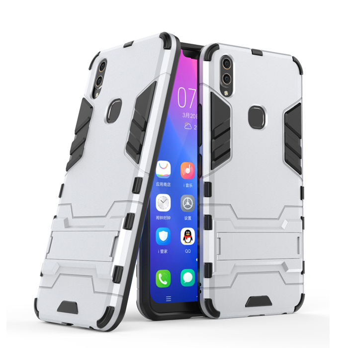 separation shoes c56fd 697f3 Amazon Hot Selling Armor Robot Case For Vivo V9 Luxury Golden Skin With  Powerful Tv Stand Cover For Vivo 9 Case Phone - Buy For Vivo 9 Case,For  Vivo 9 ...