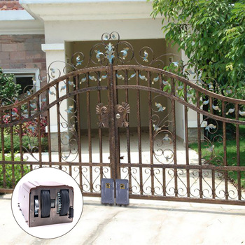 Classic House Design Of Main Gate Of Home Made Of Iron New Design