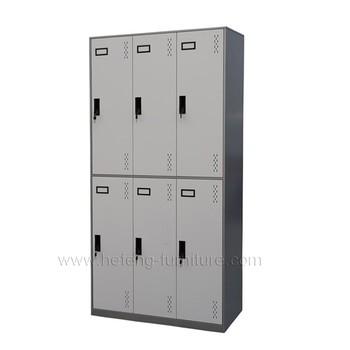 Ordinaire Individual Metal Storage Cabinets Metal Locker Style Wardrobe