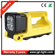 mobile led lamp selling Explosive proof Searchlight 20W LED Super brightness RASL9912 portable emergency searchlightconstruction