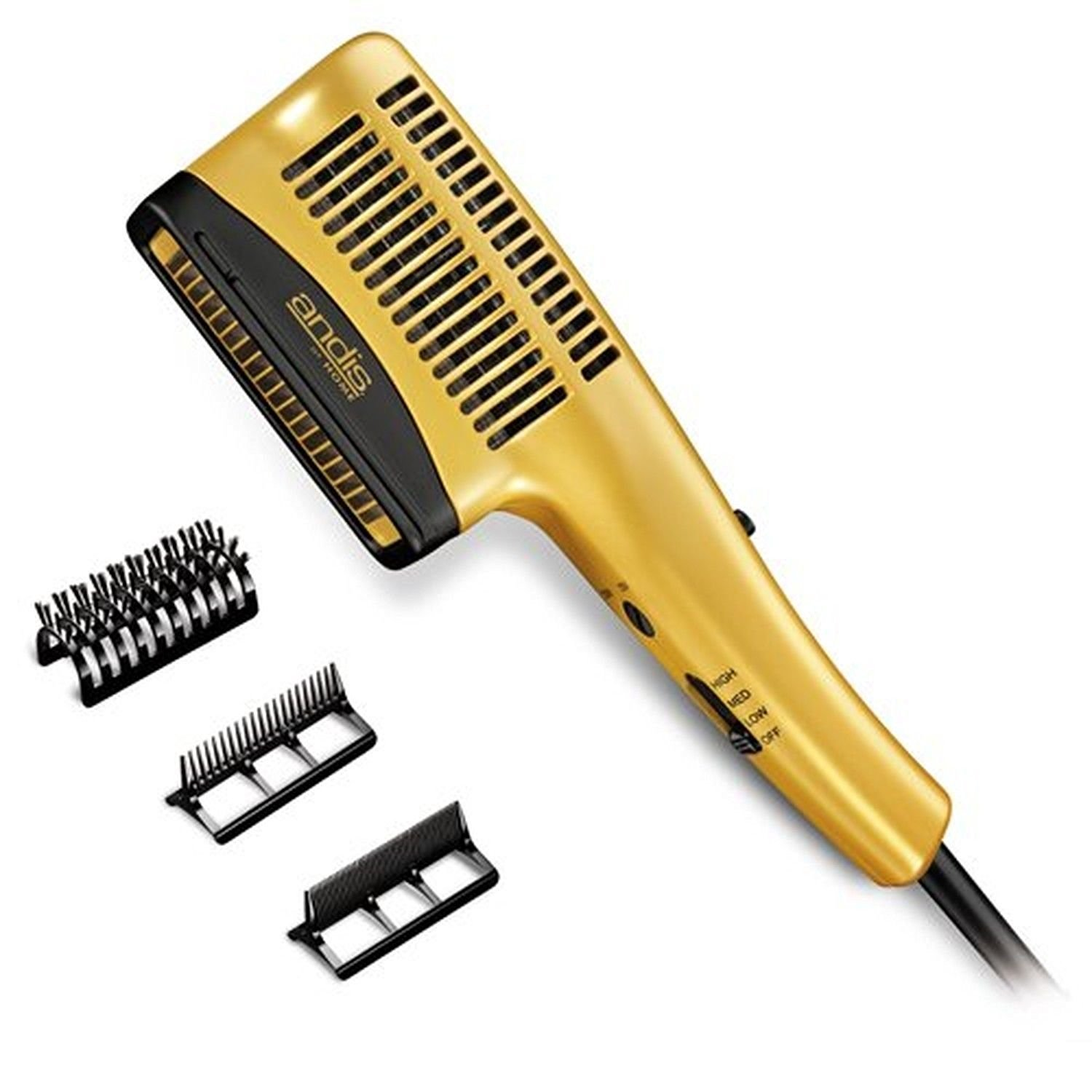 Cheap Ceramic Blow Dryer Brush Find Deals The Wet Tourmaline Blowout Medium Get Quotations Ionic Styler Hair Straight Curl Comb Smooth Silky Salon