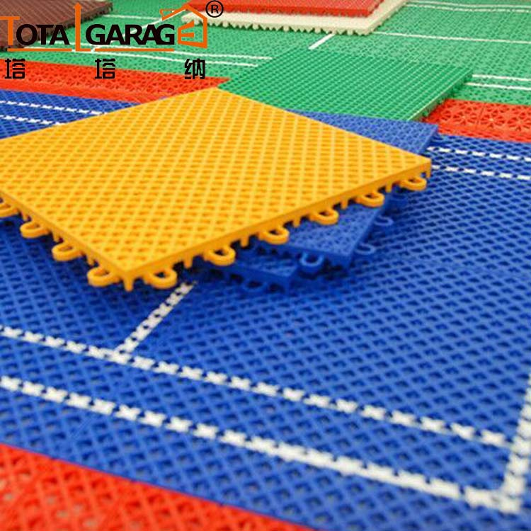 carrelage garage de verrouillage en plastique sport sport tapis de plancher rev tements de sol. Black Bedroom Furniture Sets. Home Design Ideas