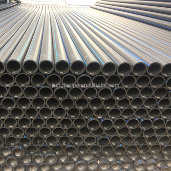 PN6 110mm, 160mm, 180mm, 315mm HDPE PE100 pipe price