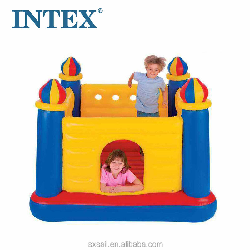 INTEX KIDS JUMP-O-LENE INFLATABLE CASTLE BOUNCER