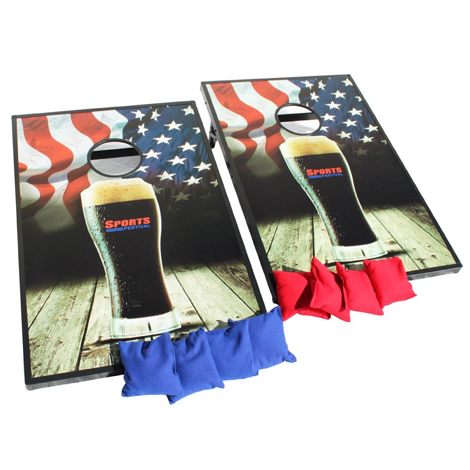 Amazing Buy Sports Festival 3 X 2 Portable Bean Bag Cornhole Toss Pdpeps Interior Chair Design Pdpepsorg