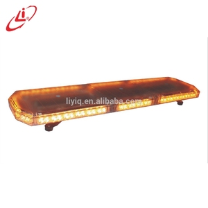 led amber warning light bar ultra-thin super slim light bar
