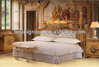Letti A Baldacchino Antichi : Il letto baldacchino romanticherie del casa design