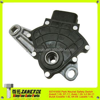 93741830 Auto Transmission Park Position Sensor Neutral Safety