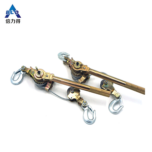 Hand power puller ratchet cable puller