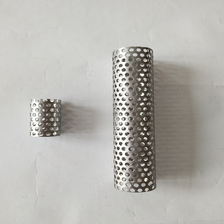 <strong>stainless</strong> steel filter pipe/Spiral welded filter tube
