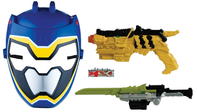 Power Rangers Dino Charge - Blue Ranger Hero Set