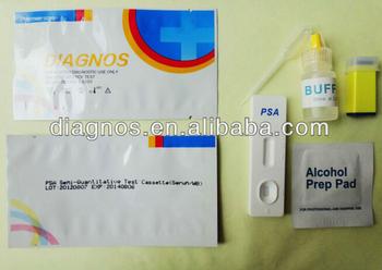 ag specific prostatico psa range