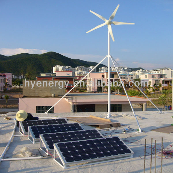 wind solar Generator 220v Portable home use