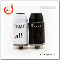 Bullet mod rda atomizer with ss rebuildable gas bomb rda with high quality