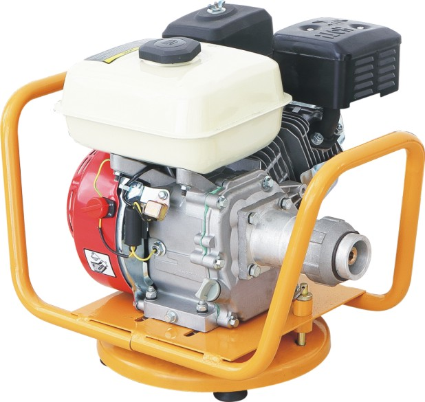 RB50 with 2 inch  petrol engine manual submersible water pump