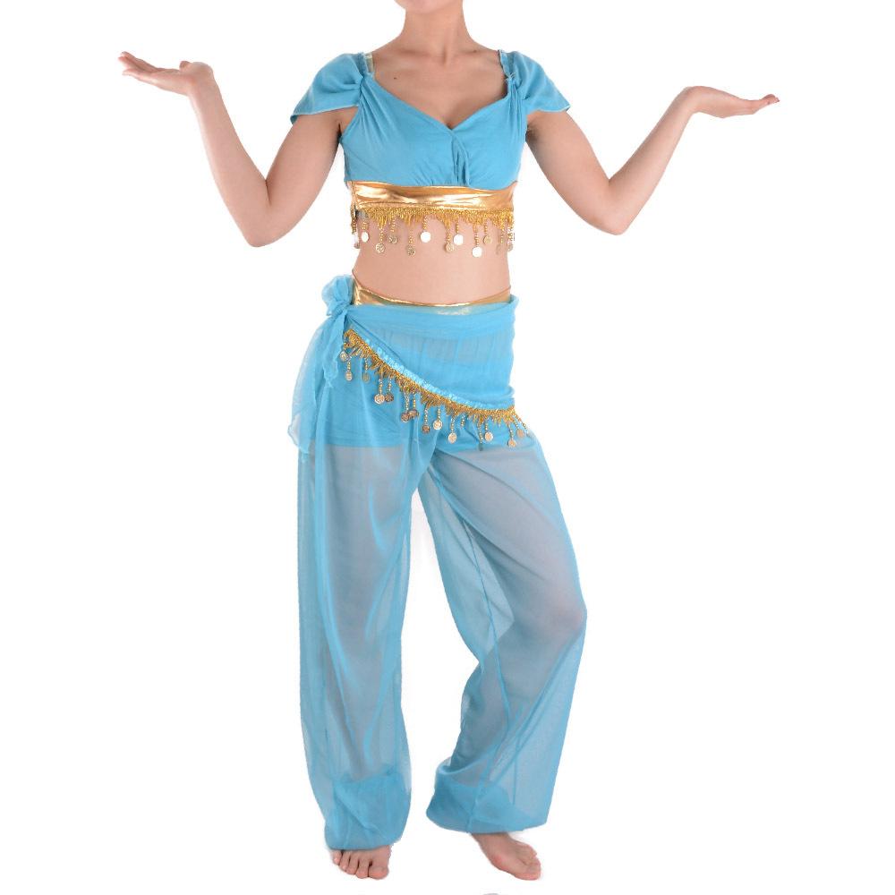 Adult Jasmine Halloween Costume 69