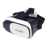 2016 hot product bf film blue Virtual Reality 3d vr box 3d glasses factory wholesale