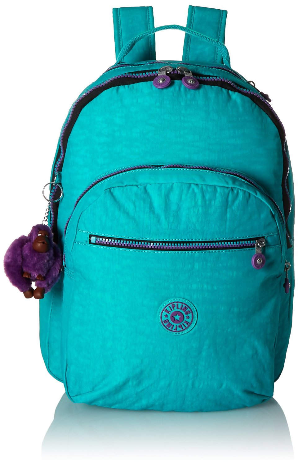 Get Quotations · Kipling Seoul Solid Laptop Backpack d4adde696a