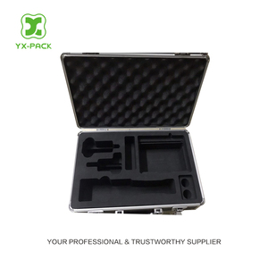 Hot selling/wholesale custom molded EVA foam box/case for tool kit