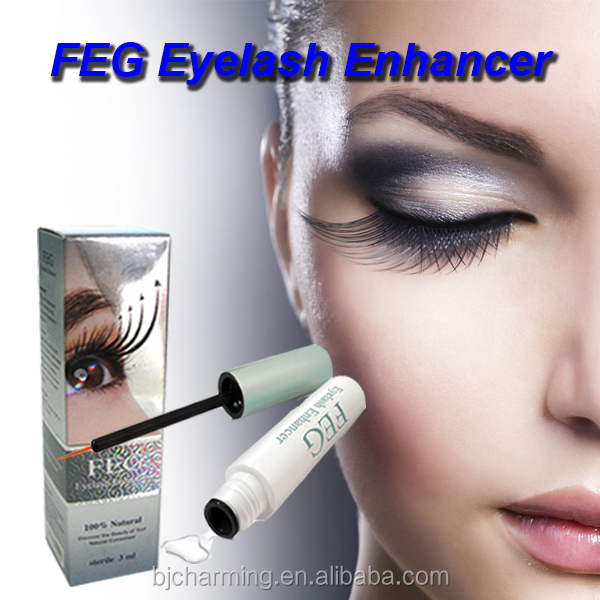 2017 highest demand products 3ml FEG eyelash growth serum , private label
