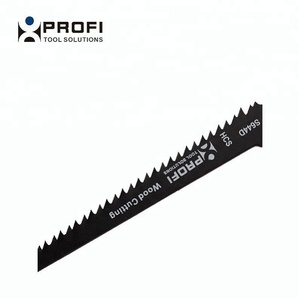 T shank tungsten carbide tipped reciprocating tool jig saw blades