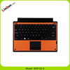 Touchpad Bluetooth Wireless Tablet Keyboard For Microsoft Surface Pro BK8122-2