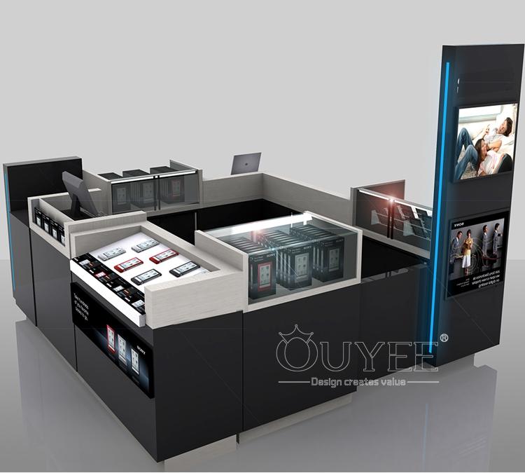New Idea Fashion Decoration Retail Mobile Phone Shop Interior Design