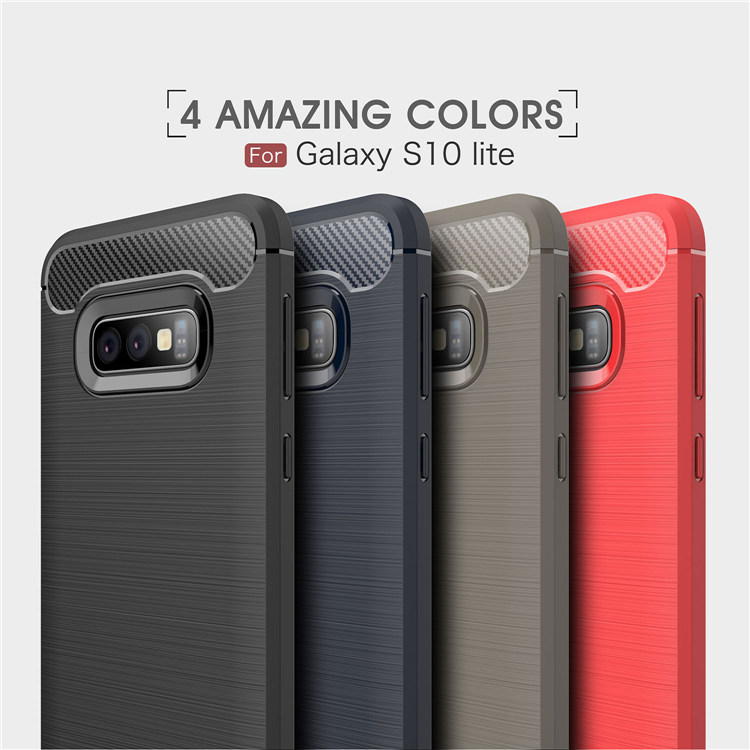 Soft Tpu Phone Case For Samsung Galaxy S10e Case Cover