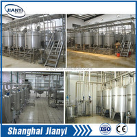 fruit juice production line / fruit juice processing plant / industrial juice making machine