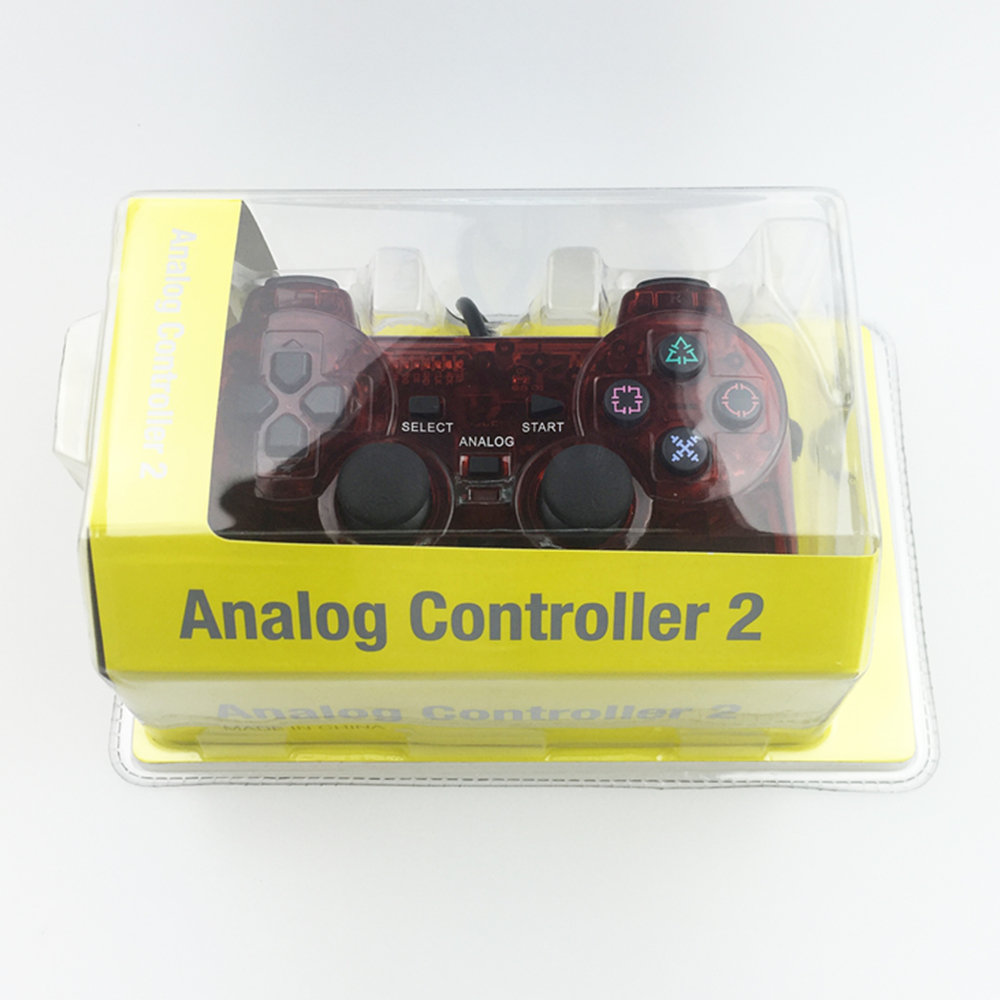 Wired Gamepad for PS2 game <strong>controller</strong> for Playstation 2 Joysticks for ps2