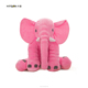 large plush elephant toy Custom Soft plush and stuffed baby kids musical the elephant toys with big ears