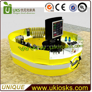 Unique Supply outstanding food kiosk design for breakfast