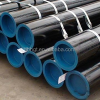 SEAMLESS STEEL PIPE(SMLS) CARBON STEEL(CS) API 5L ASME B36.10M-1996 ASTM A106/53 GRB ANSI B16.25 BEVELLED/FLAT END