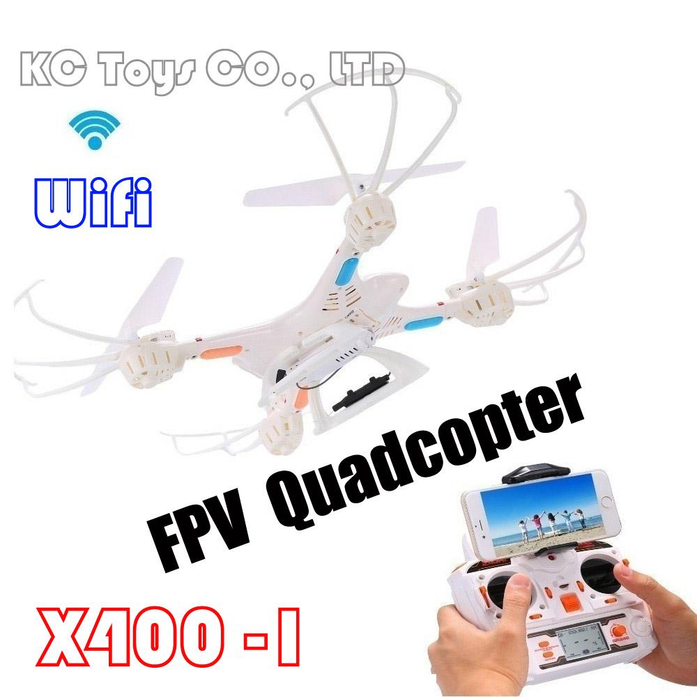 MJX X400 Wifi Quadcopter 100% Original 2.4G 4CH 6-Axis Remote Control RC