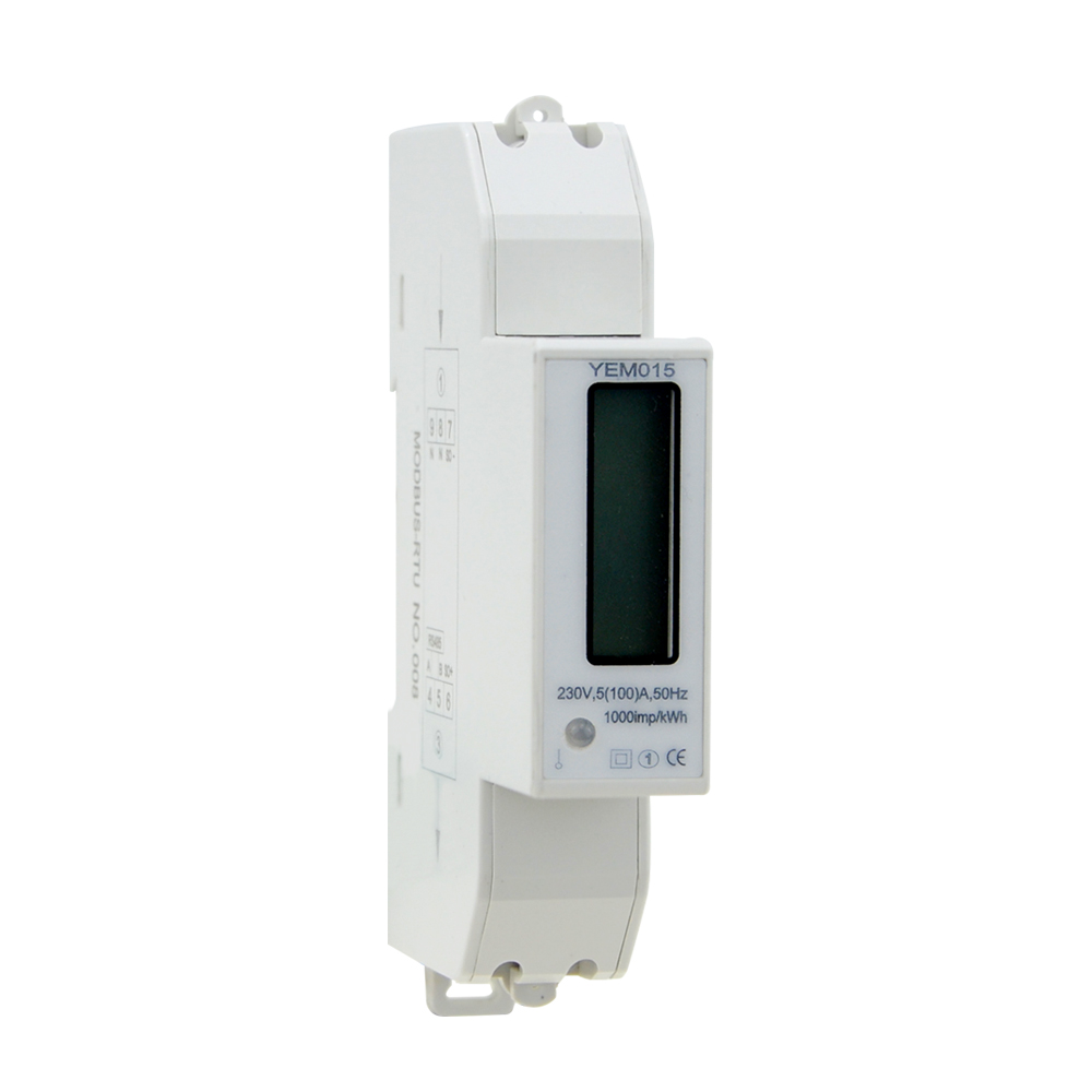 NEW Type Single Phase Modbus 100A Energy <strong>Meter</strong> Smart Electric <strong>Meters</strong>