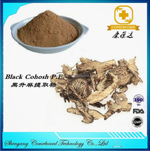 Black Cohosh root P.E Black Cohosh root extract