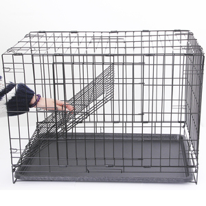 dog kennel cage detachable dog fence stainless steel dog kennels