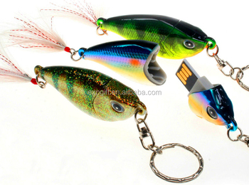 fish hook usb flash drive / fish bait usb flash drive / fishing, Fishing Bait