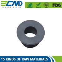 Supplier Of Customize Rubber End Caps For Pipe/PVC Pipe Threaded