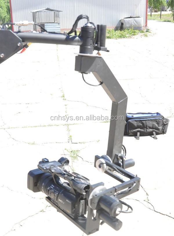 מצלמה מנוף הולנדי ראש עם X. Y. Z שלושה ציר ישיר מכירה של מוצרים מיוחדים