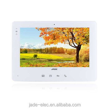 New Jade Tcp/ip Video Door Phone For Apartments/home Automation Gsm ...