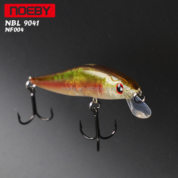 NOEBY hard fishing lure minnow pesca