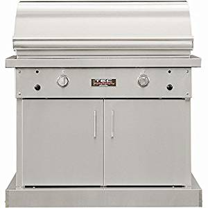Get Quotations Tec Sterling Patio 2 Fr Infrared Built In Grill Stpfr2lp Propane Gas