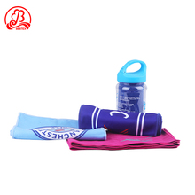 Personalized quick dry absorbent snow microfiber cool gym ice cold cooling sport towel