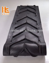Machine Crawler Track Conveyer Timing Belt Cover Belt