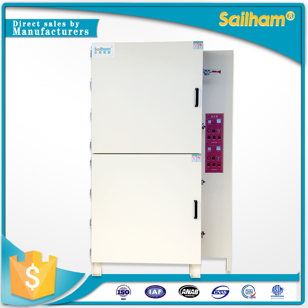 Electronic lab equipment drying oven