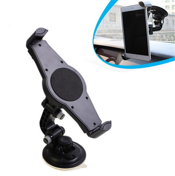 Universal Car Superior Tablet Holder Tablet Bracket 360Degree Rotation Plastic Fixed Diagonal Car Interior