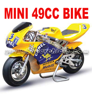 hot sale 49cc pocket bike